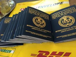 Bằng Lái Xe Quốc Tế (International Driver's License)