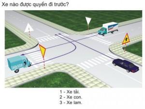 Mẹo thi bằng lái xe a1
